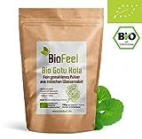 BioFeel - Bio Gotu Kola Pulver, 100g - Indischer Wassernabel