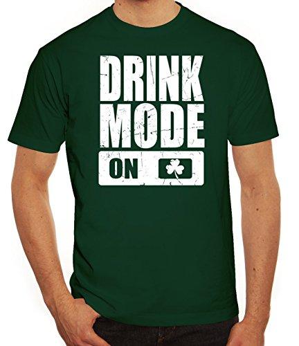 Irland St. Patrick's Day Partner Gruppen Herren T-Shirt -