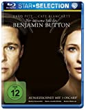 Der seltsame Fall des Benjamin Button [Blu-ray] Cover Image
