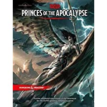 [(Princes of the Apocalypse)] [By (author) Wizards RPG Team] published on (April, 2015)