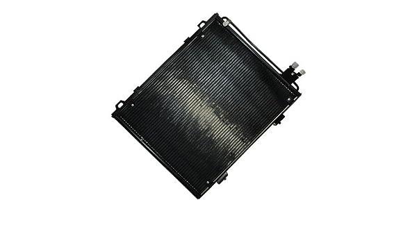 1x Kondensator Klimaanlage Klimak/ühler Klima K/ühler Klimakondensator 570 x 478 x 16