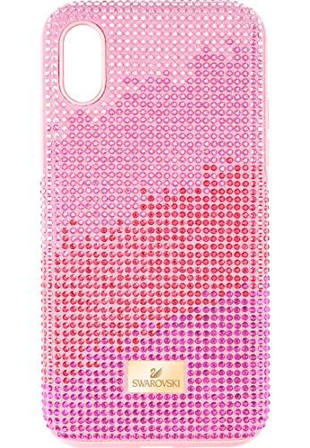 Swarovski Damen-Handyhülle Kunststoff Swarovski Kristalle One Size 87629279