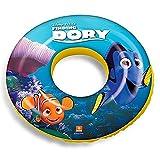 Disney Dory - Finding Dory - Fidet Dorie - Schwimmring Schwimm Ring aufgeblasen ca. 50 cm Durchmesser PVC Folie ca. 0,20 mm super Schwimmspass Kinder Spass