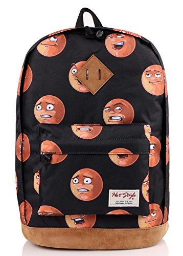 Imagen de  escolares hotstyle 936 plus de 26 liters  con espacio para portátiles de hasta 15,6 pulgadas  emoji alternativa