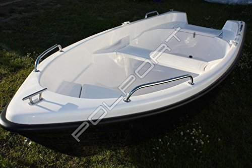 51pqLVR5GeL - BEST BUY# Rowing boat fishing boat Polport 390 13ft New High Quality Motor Dinghy