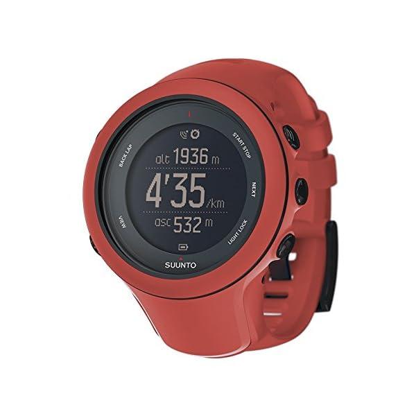 Suunto – Ambit3 Sport HR – SS021469000 – Reloj GPS Multideporte
