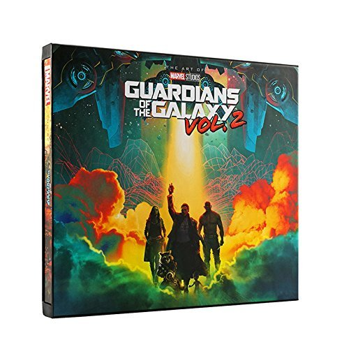 Marvel's Guardians of the Galaxy Vol. 2: the Art of the Movie par Jacob Johnston