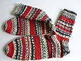"""Wollsocken,handgestrickte Socken, 44/45, REGIA """"Schurwolle """",Echte Handarbeit (19-28)"""