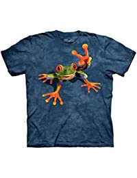 The Mountain - - Grenouille Victoire Jeunesse T-shirt