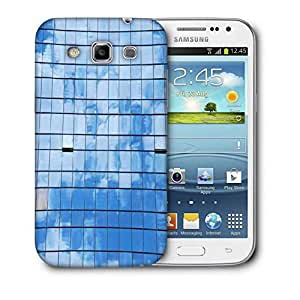 Snoogg Building Glasses Printed Protective Phone Back Case Cover For Samsung Galaxy Samsung Galaxy Win I8550 / S IIIIII