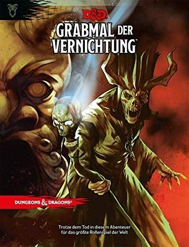 Grabmal der Vernichtung: Dungeons & Dragons