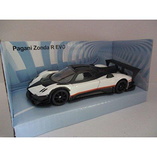 PAGANI ZONDA R EVO 1/43 MONDO MOTORS