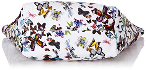 Christian Lacroix - Eden 1 Scarpe Unisex Multicolore multicolore papillon Blanc 3f08