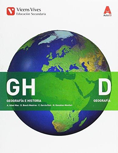GH D CUADERNO DIVERSIDAD GEOGRAFIA HUMANA: 000001 - 9788468240015