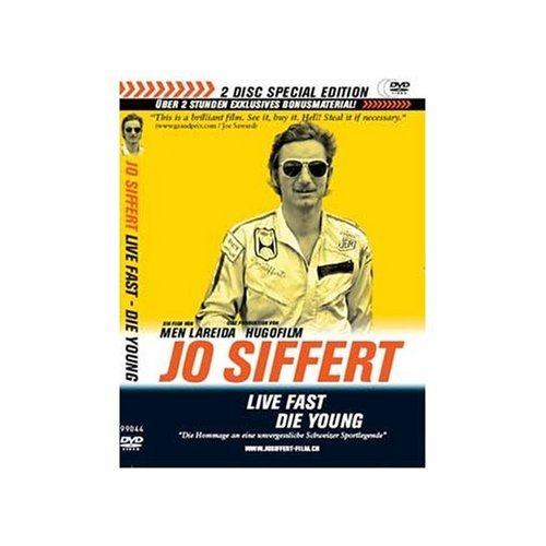Bild von Jo Siffert: Live Fast - Die Young