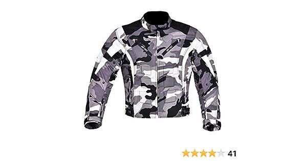 Norman Herren Motorrad Motorrad Jacke Wasserfeste Textil Mit Ce Verstärkt Camo Bekleidung