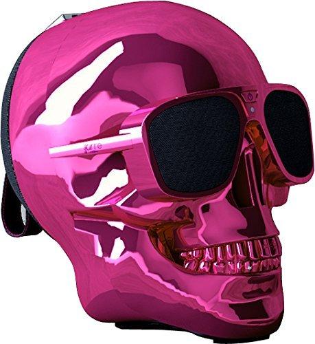 Haut-parleur crâne bluetooth