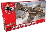 Airfix a01003a Curtiss Tomahawk MK. IIB Modelo