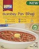 Ashoka Bombay Pav Bhaji 280g plato preparado India Bombay verdura triturada y especias