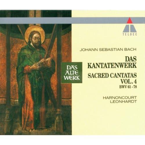 """Cantata No.75 Die Elenden sollen essen BWV75 : III Aria - """"Mein Jesus soll mein alles sein"""" [Tenor]"""