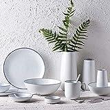 WZJ-PLATE Einfache nordischen Stil Keramik Geschirr