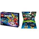 LEGO Dimensions - Story Pack Lego Batman Movie & LEGO Dimensions - Fun Pack Knight Rider