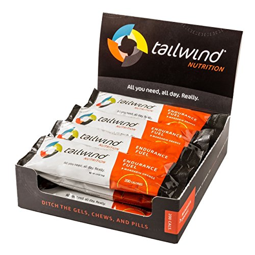 Tailwind Nutrition 12-Pack Mandarin Orange Stick Packs