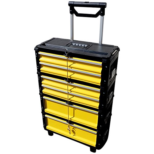AS-S Metall Werkzeugtrolley XXL Type 305BBCC