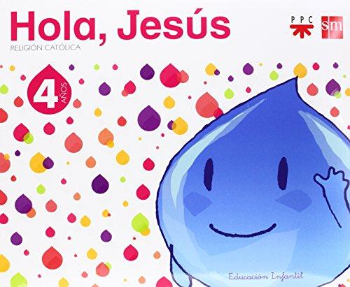 Religión católica 4 años hola, jesús