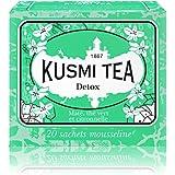 Kusmi Tea Detox (20 Beutel, Packung, Packung)