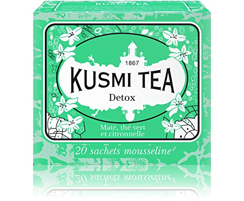 Kusmi Tea Detox Té - 20 Bolsitas