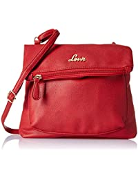 Lavie Cetan Women's Sling Bag (Red)