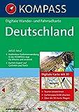 Produkt-Bild: Deutschland 3D: Digitale Wander-, Rad- und Skitourenkarte