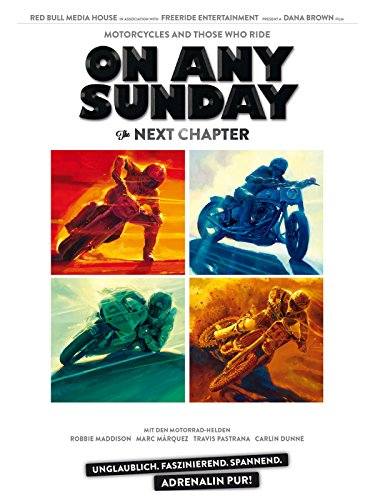 On Any Sunday: The Next Chapter OmU Cover