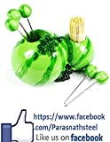 #9: Creative Shaped Fruit Fork with Toothpick Holder