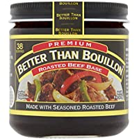 Better Than Bouillon - Base carne - 8 oz.