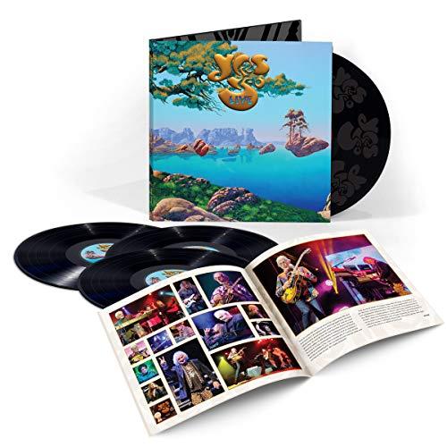 Yes 50 Live [Vinyl LP]