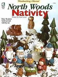North Woods Nativity (Woodworking for Women) by Cyndi Joslyn (2004-10-02)