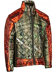Deer Hunter 5640cumber País Chaqueta Acolchada 77Innovación Blaze camuflaje, camuflaje