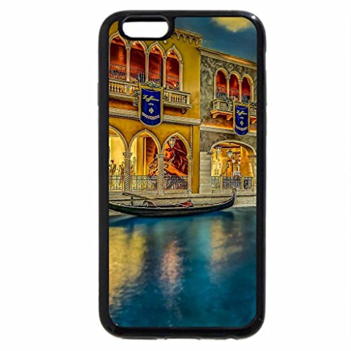 iPhone 6S / iPhone 6 Case (Black) Las Vegas