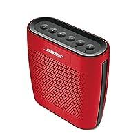Bose 627840-2530 Soundlink Colour Bluetooth Hoparlör, Kırmızı