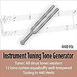 sinus tone pitch C1 - 32.7032 Hz - Double-C