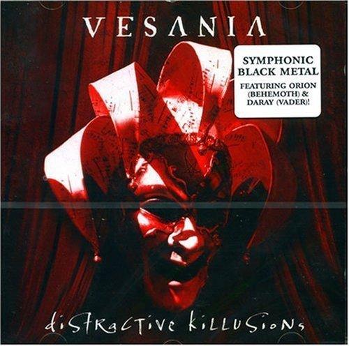 Distractive Killusions by Vesania (2007-11-20)