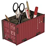 Werkhaus Container Penbox rot