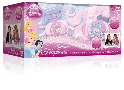 IMC Toys 210202 - Disney Princess Spieltelefonset (Prinz Interaktive)