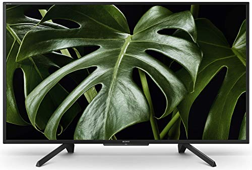 Sony Bravia 108 cm (43 inches) Full HD LED Smart TV KLV-43W672G (Black)   with Sony Headphones Offer