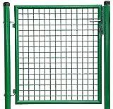 BETAFENCE Gartentor grün-Besch. 1-flügelig 1250x1250