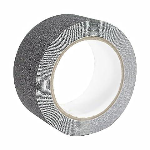 Antirutschband Klebeband für mehr Sicherheit aus PET 5 m x 5 cm Schwarz
