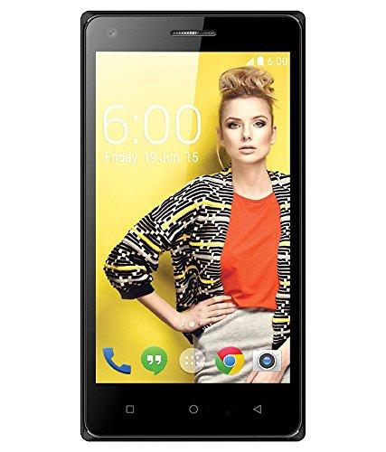 ZEN Admire Fab Q Plus 5 Inch Display Lollipop 1GB & 8GB 3G Smartphone (Black)