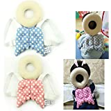 Style Eva Baby Infant Toddler Head Back Protector Safety Guard Pillow Neck Pad Sizes ~ Set Of 1 (Multi Color)